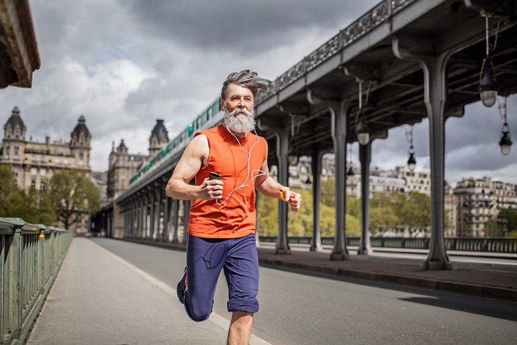 Muscle as Longevity predictor