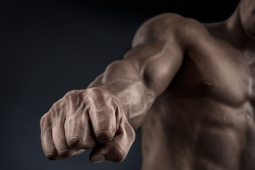 Grip Like a Spartan
